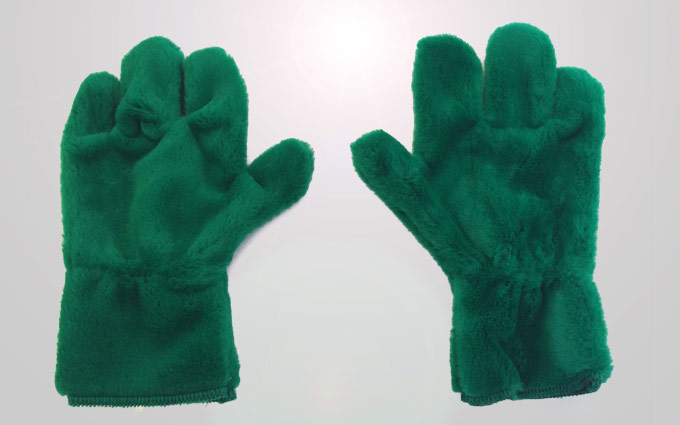 Drache-Hand