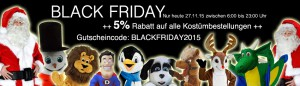 Black-Friday-Kostüme