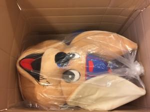 Känguru-Maskottchen-Kostüm-113a