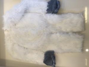187b-Yeti-Lauffigur-Kostüm