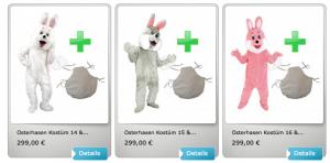 Günstige-Maskottchen-Kostüme