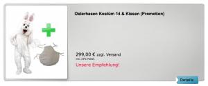 Oster-hase-Promotion-Kostüm-74p