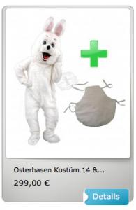 Osterhase-Promotion-Kostüm-74p