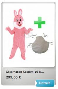 Osterhase-Promotion-Kostüme-74p