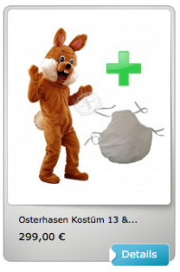 Osterhasen-Promotion-Kostüm-74p