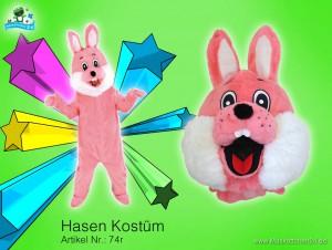 Promotion-günstig-Plüschkostüm-Hasen-kostuem-74r-Osterhase