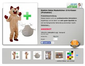 33p-Katze-Kostüme-Lauffiguren