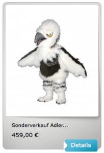 Adler-Kostüm