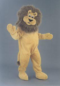 Löwen-60a-Kostüm