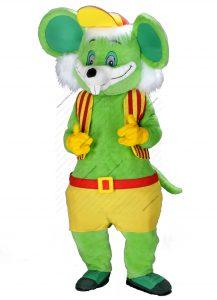 229b-Maus-Kostüm-Lauffigur