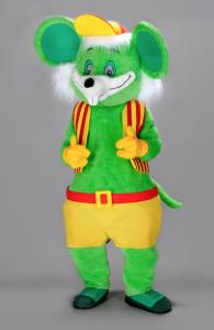 229b-Maus-Kostüm-Maskottchen