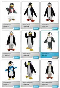 46A-Pinguin-Kostüm