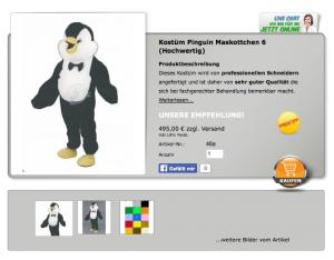 46A-Pinguine-Kostüm