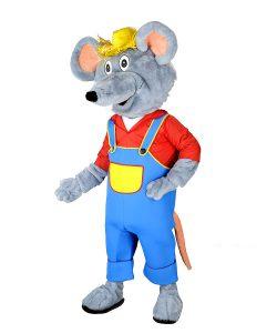 Maus-Maskottchen-Kostüm-194b