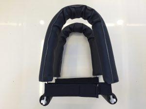 207c-Pfau-Lauffigur-Maskottchen