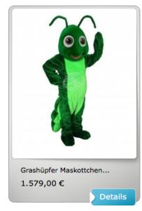 Ameisen-Kostüm