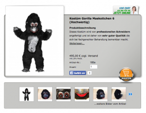gorilla-affen-kostu%cc%88m-185a