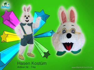Osterhasen Kostüme Promotion günstig