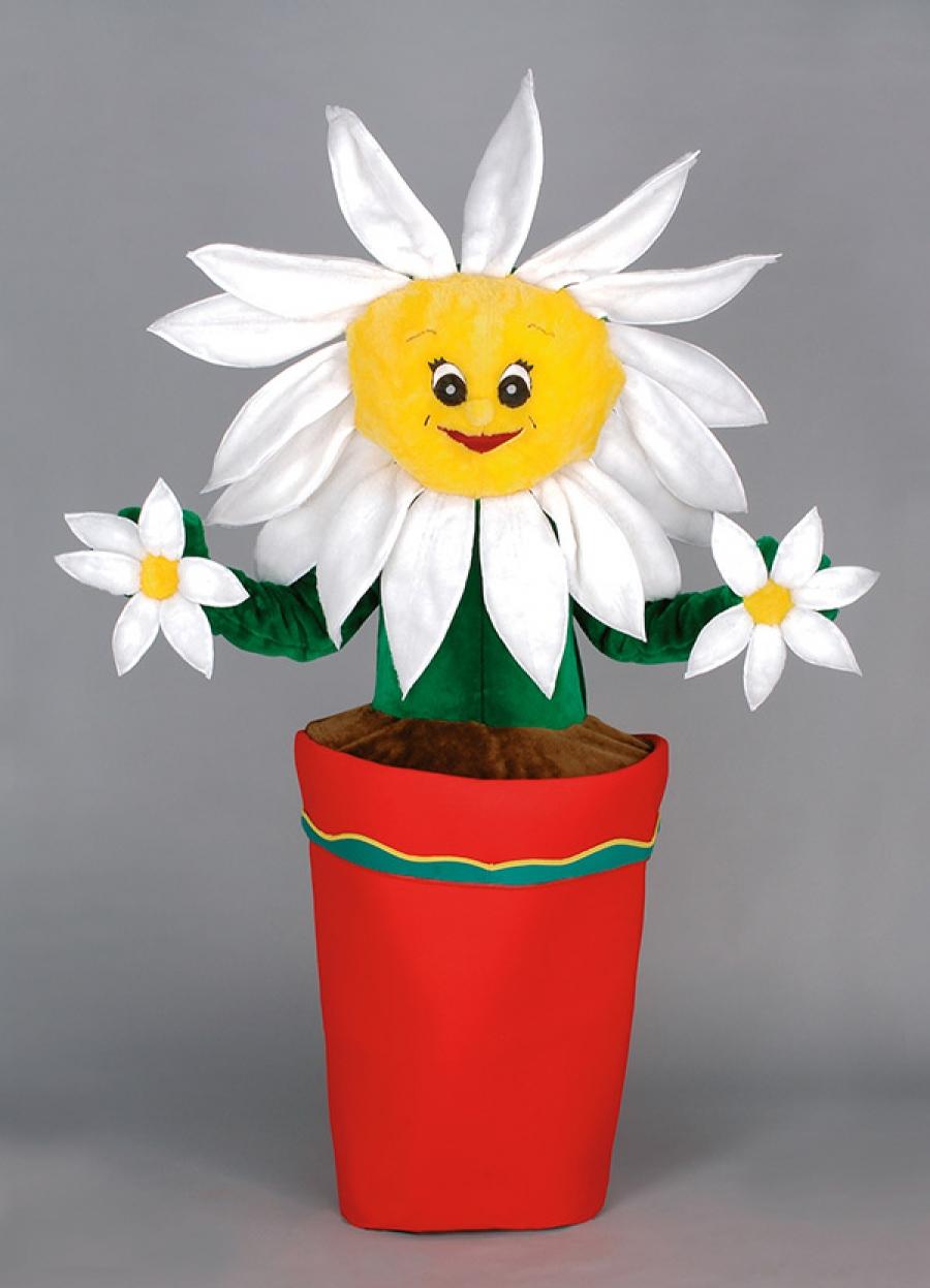 """Herstellung Vereins """"Blumen Maskottchen Kostüm"""" Produktion Firmen Walking Act Lauffigur #154c"""