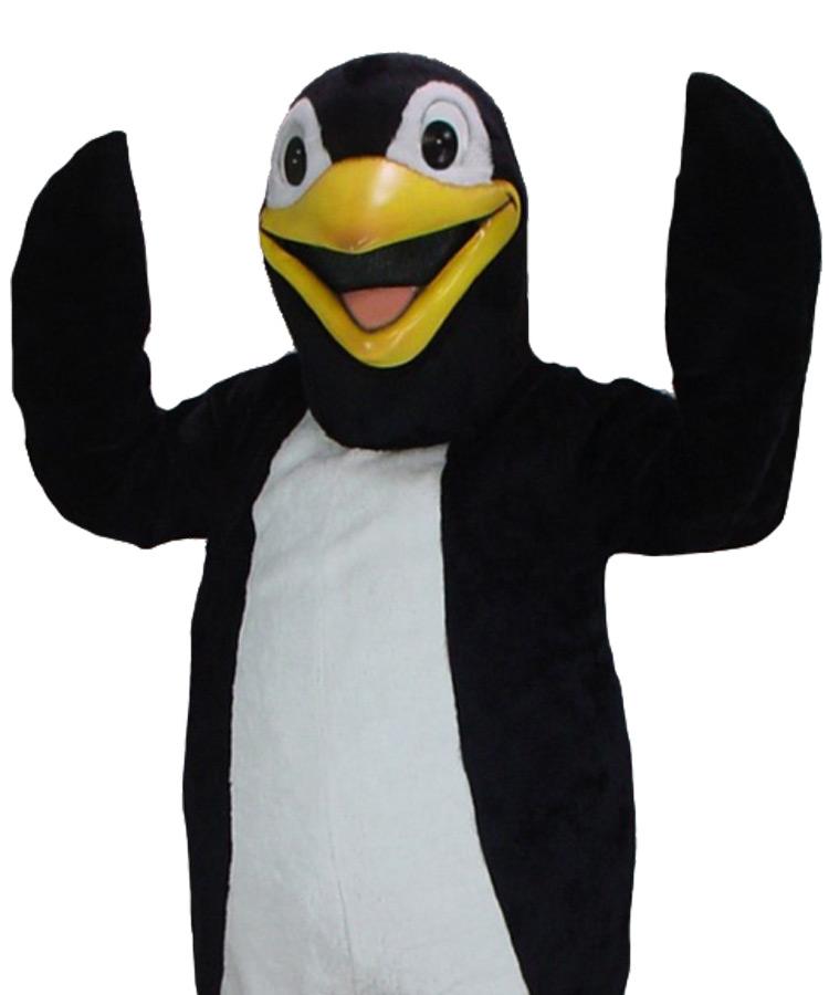 Kostüm Pinguin Maskottchen