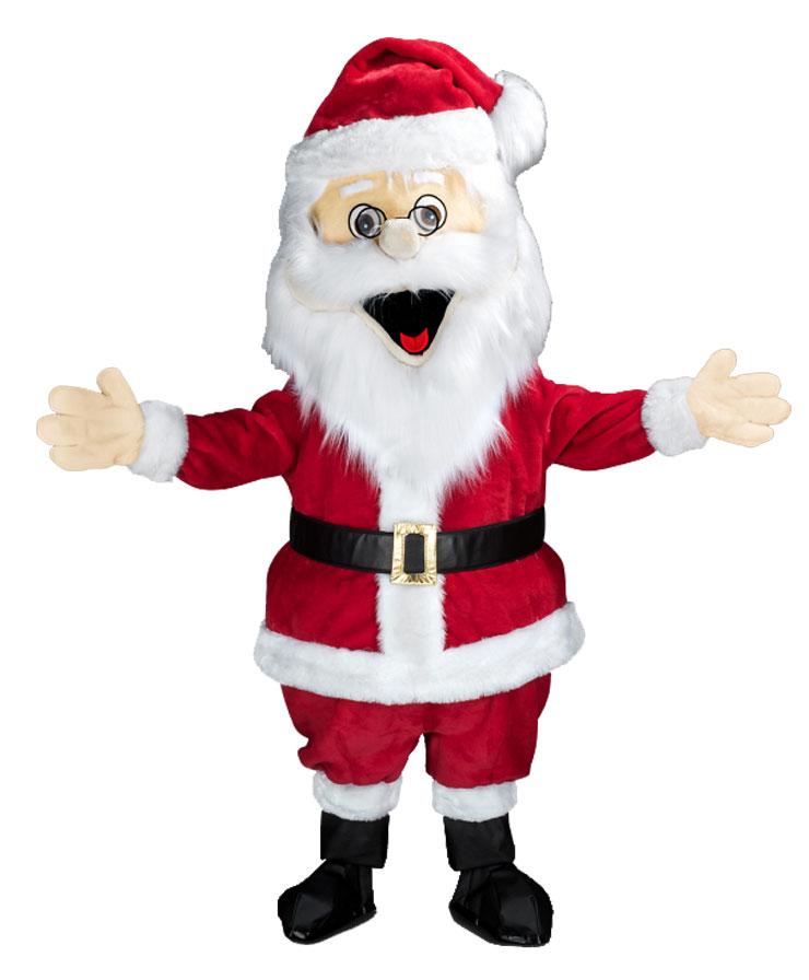 Walking act Weihnachten Kostüme