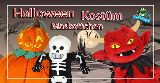 Halloween Maskottchen Kostüme jetzt günstig im Online Shop