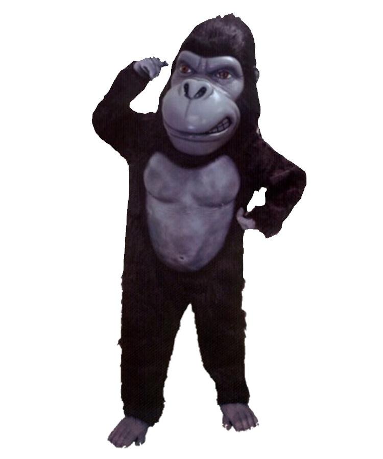 Gorilla Kostüm Promotion Lauffigur Werbefigur Professionell
