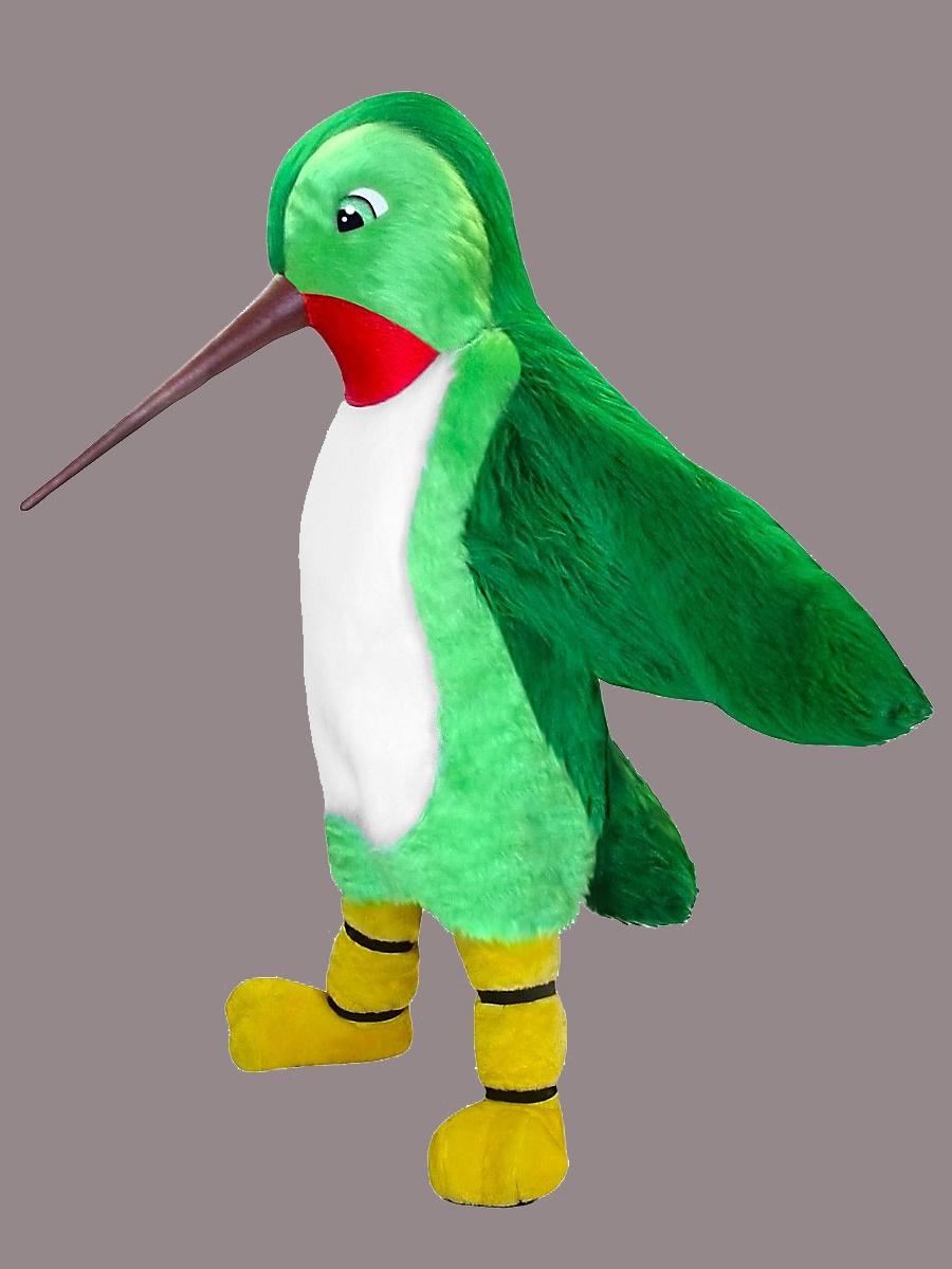 Kolibri Kostüm als Maskottchen Professionelle Herstellung