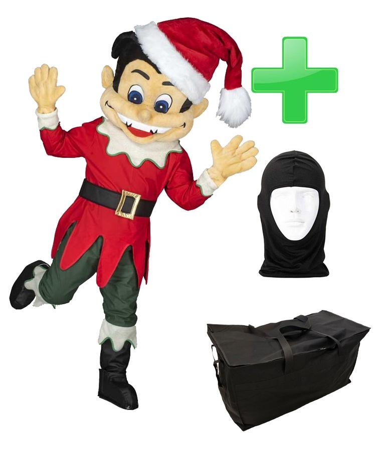 Wichtel Kostüm 271b Maskottchen günstig kaufen!