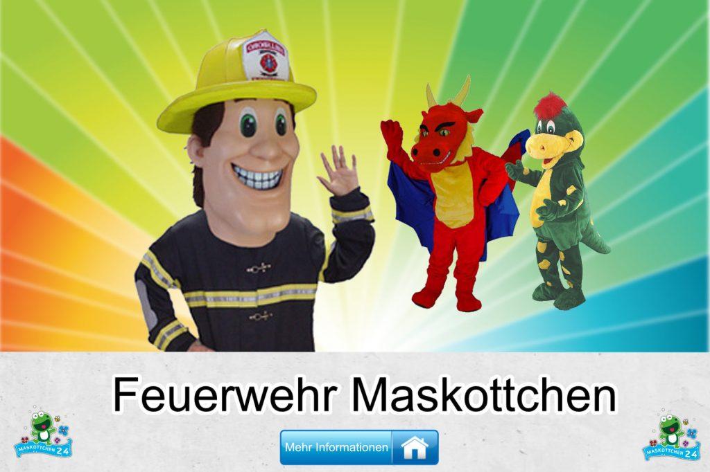 Feuerwehr Kostüme Maskottchen günstig kaufen Produktion