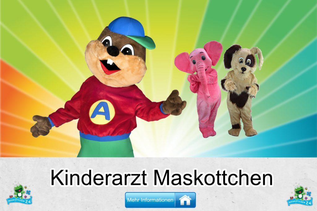 Kinderarzt Kostüme Maskottchen günstig kaufen Produktion