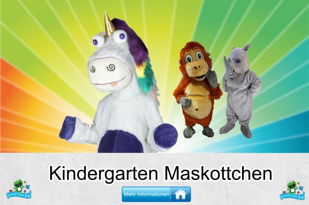 Kindergarten Kostüme Maskottchen günstig kaufen Produktion