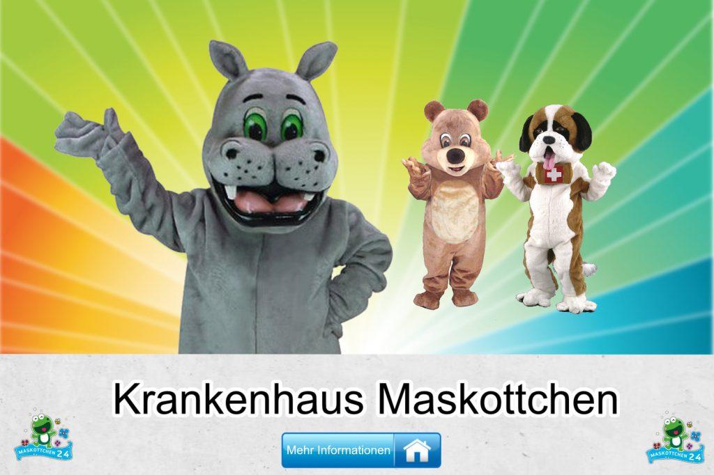 Krankenhaus Kostüme Maskottchen günstig kaufen Produktion