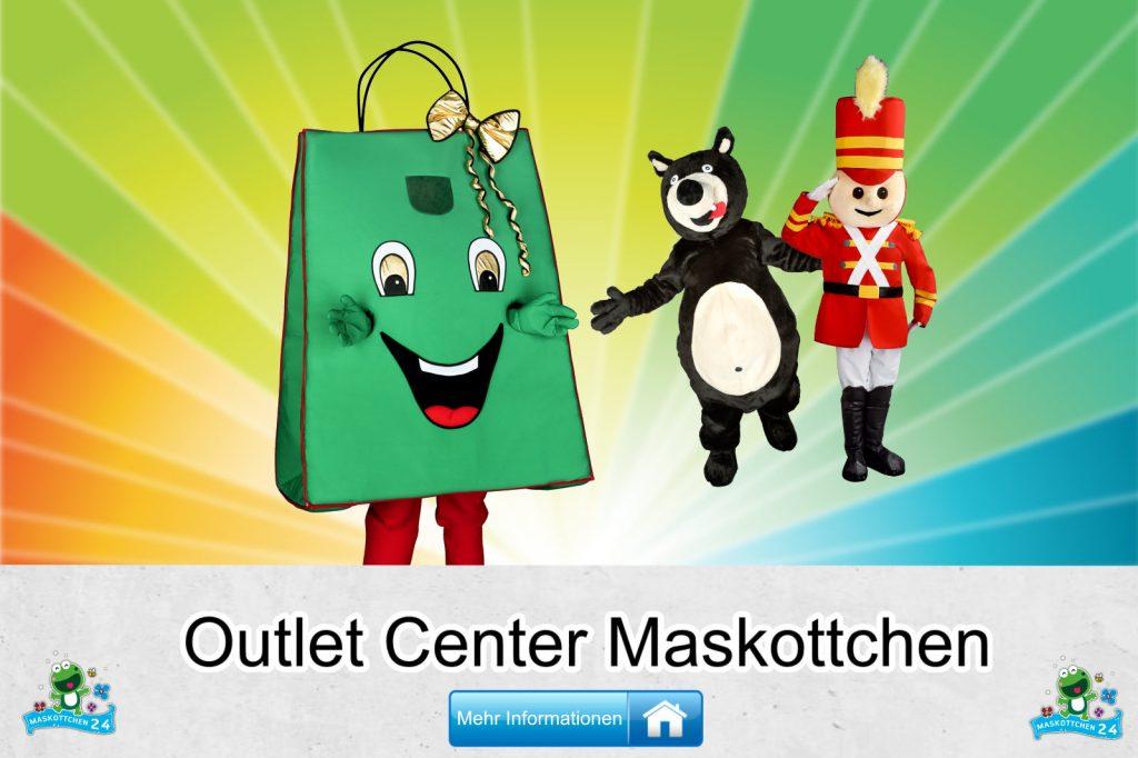 Outlet Center Kostüme Maskottchen günstig kaufen Produktion