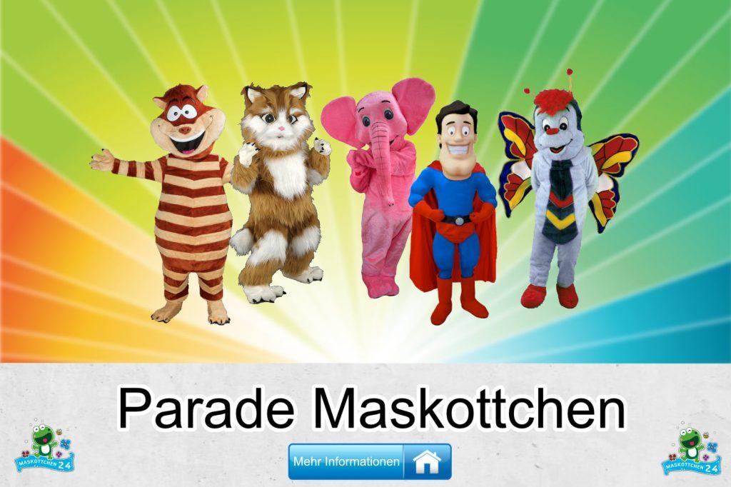Parade Kostüme Maskottchen günstig kaufen Produktion