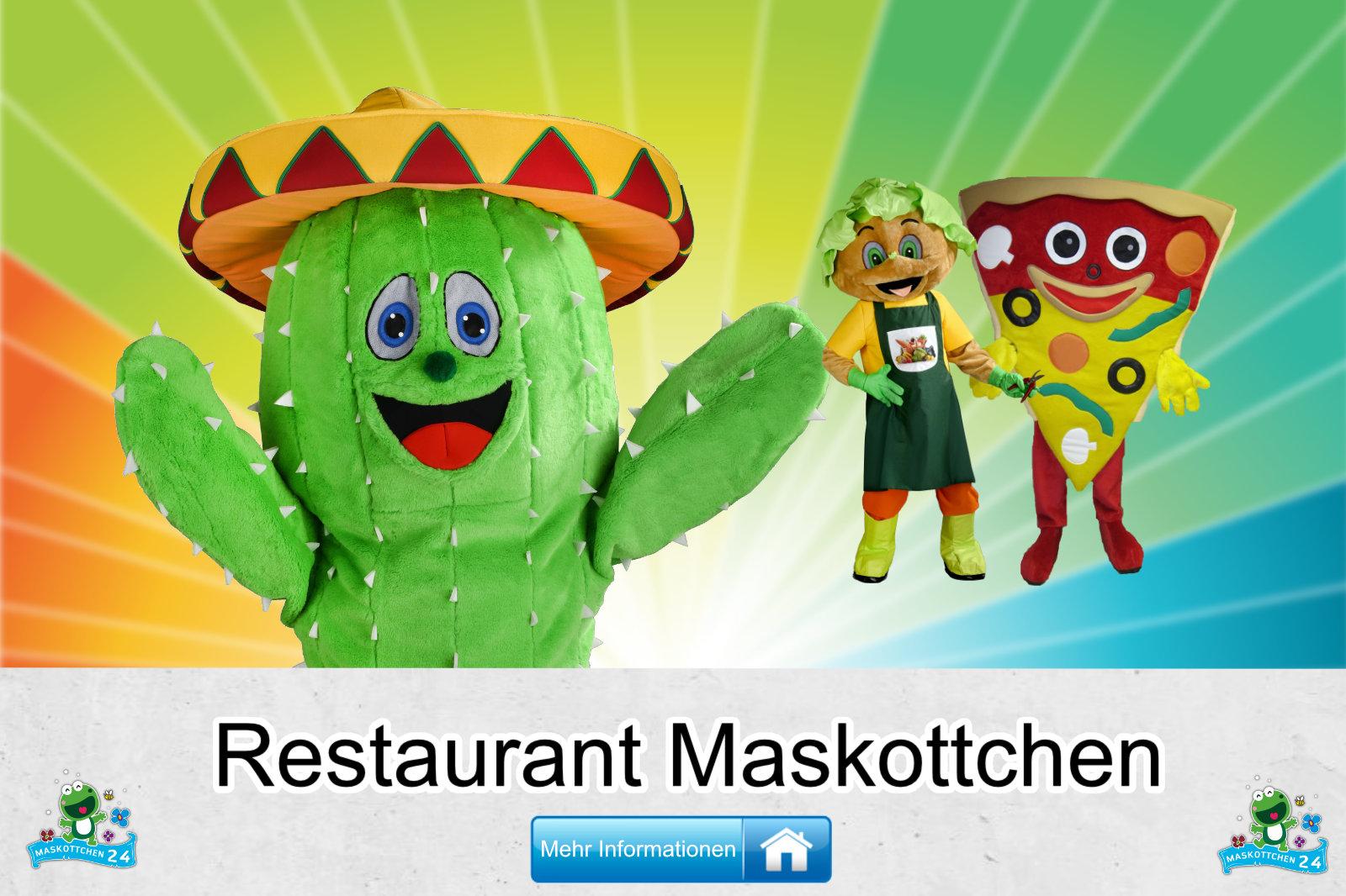 Restaurant Maskottchen Kostüm kaufen