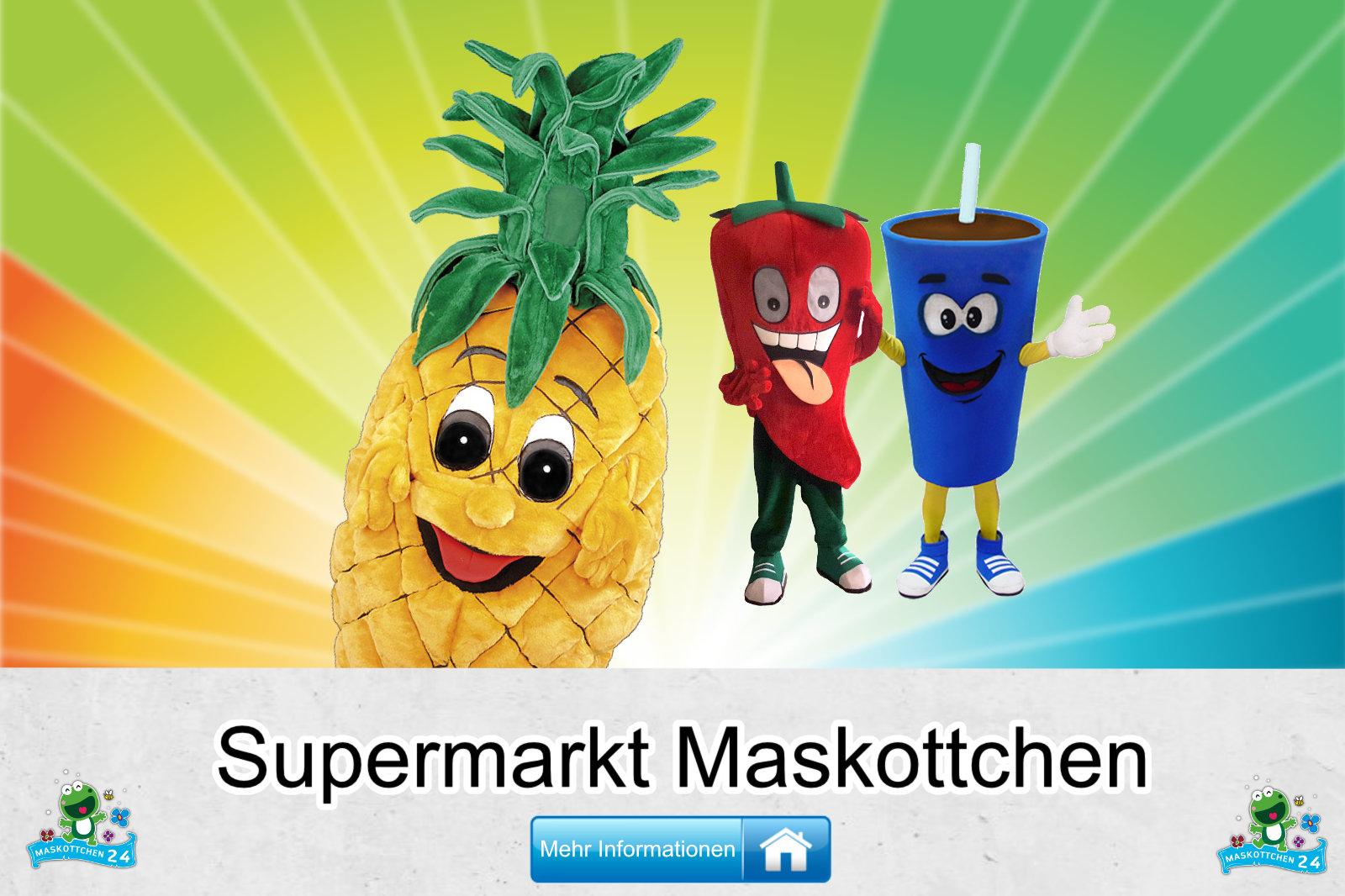 Supermarkt Maskottchen Kostüm kaufen