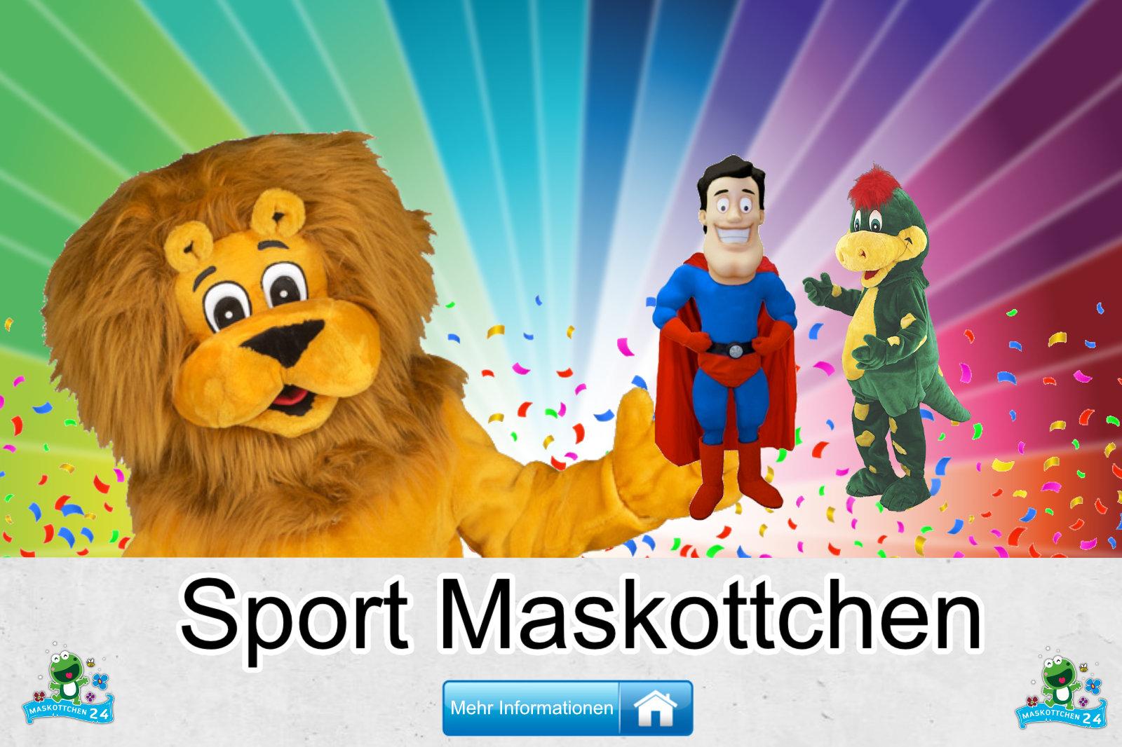 Sport Maskottchen Kostüm Produktion