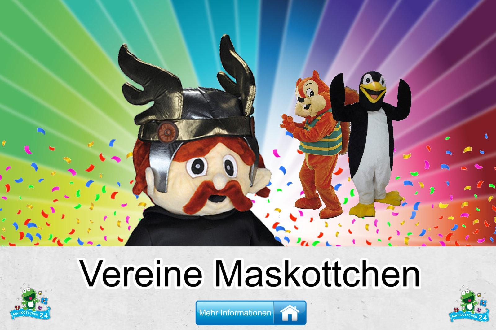 Verein Maskottchen Kostüm Produktion