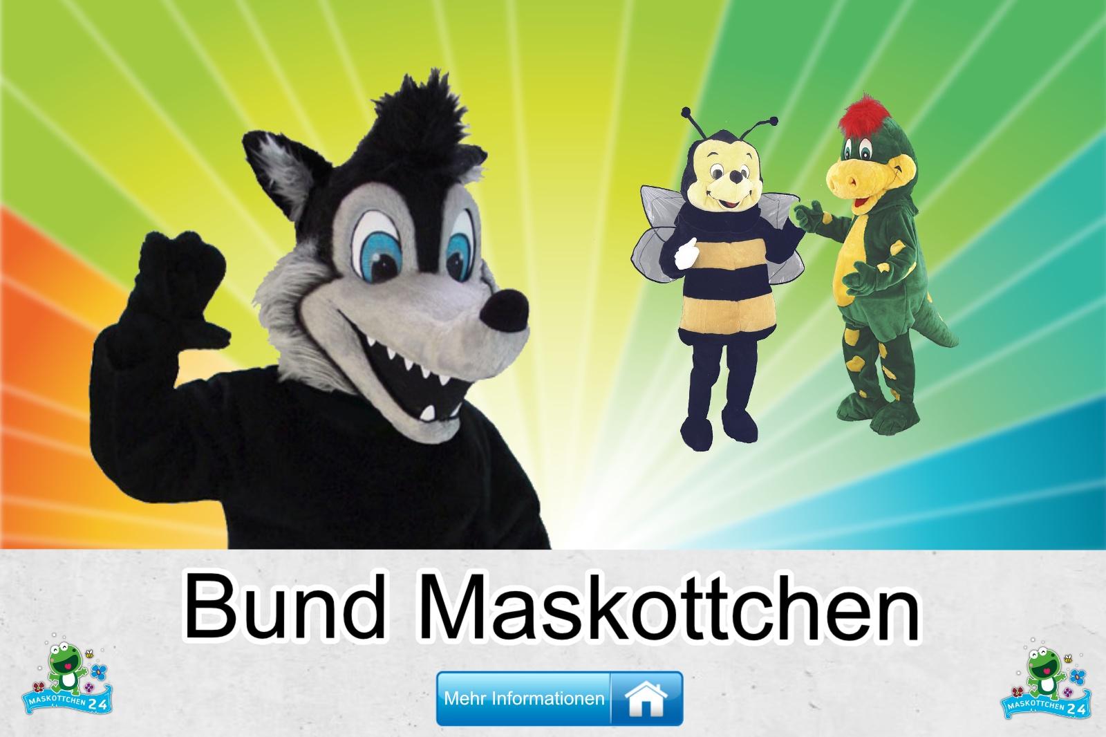 Bund Maskottchen Kostüm kaufen