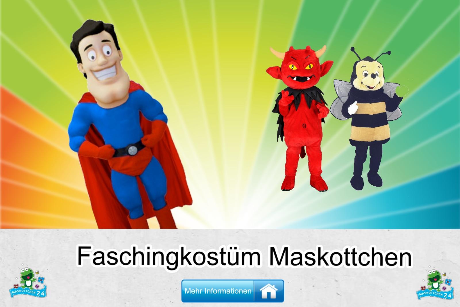 Faschingskostüm Maskottchen Kostüm kaufen