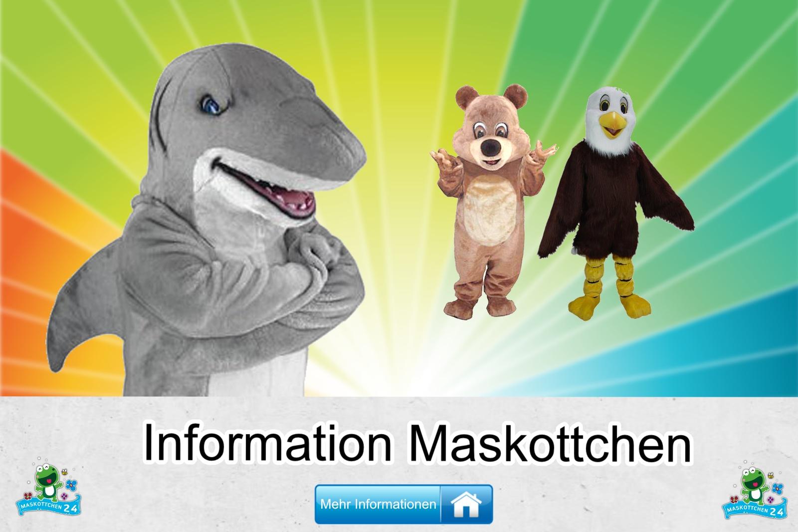 Information Maskottchen Kostüm kaufen, günstige Produktion / Herstellung.