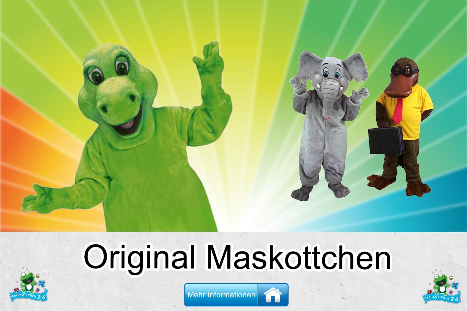 Original Maskottchen Kostüm kaufen