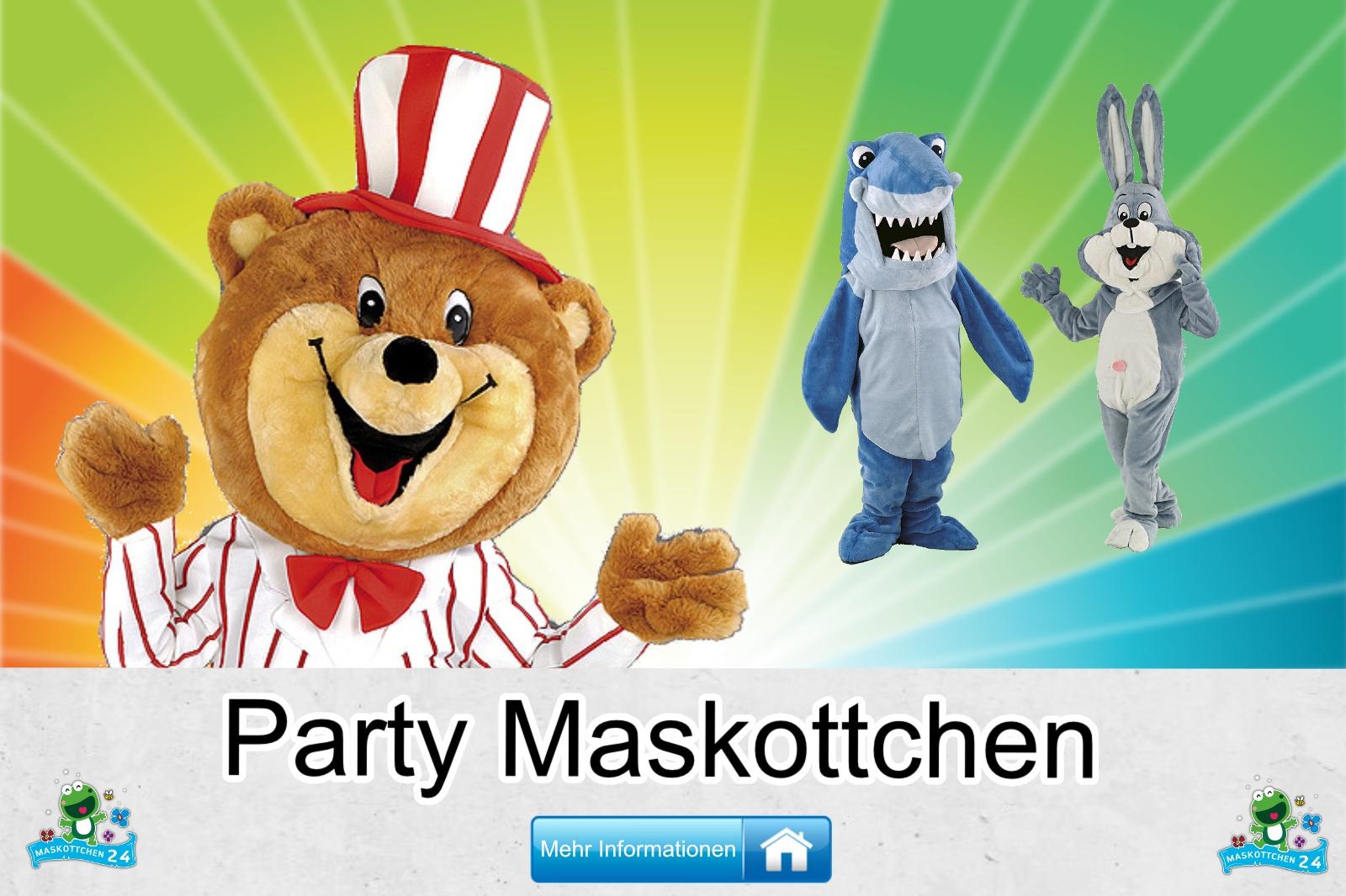 Party Maskottchen Kostüm kaufen