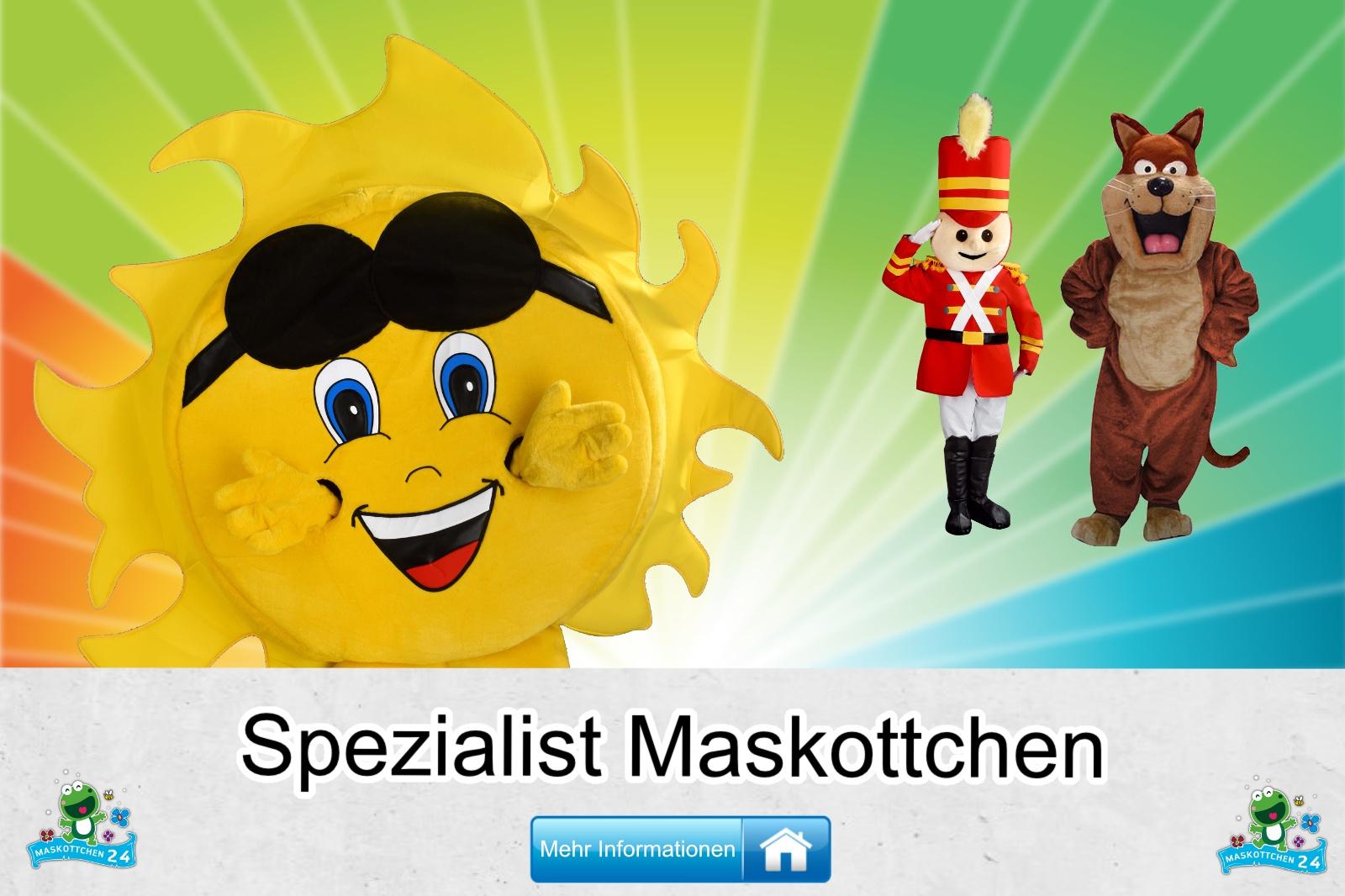 Maskottche Kostüm kaufen, günstige Shop Produktion