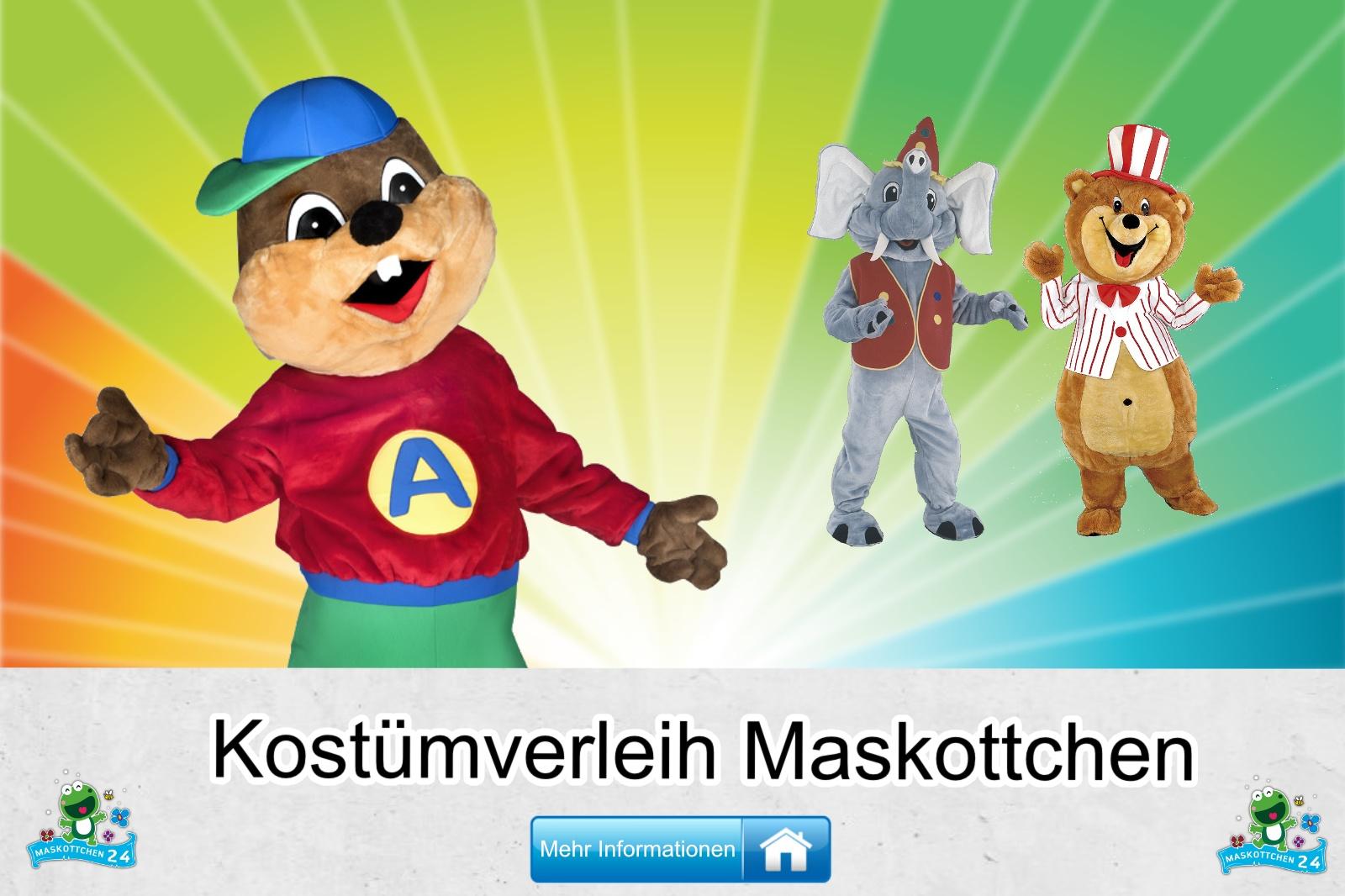 Kostümverleih Maskottchen Kostüm Vermietung, günstige Produktion kaufen