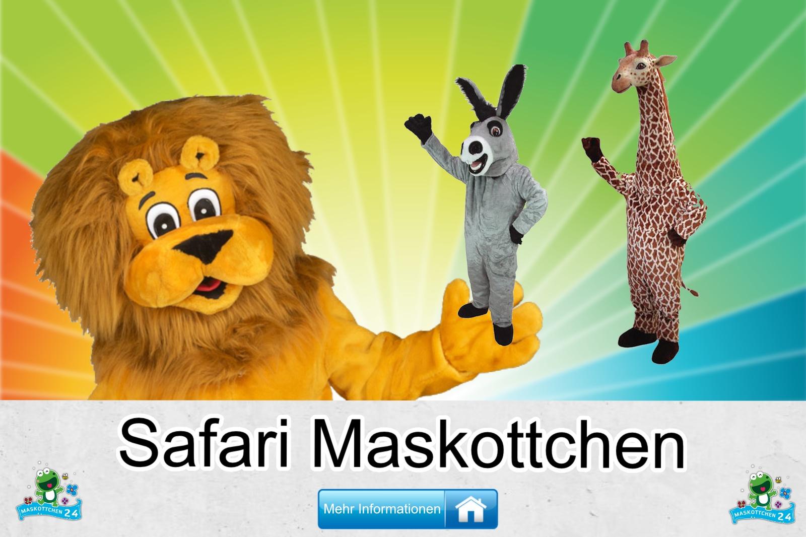 Safari Kostüm kaufen, günstige Produktion / Herstellung