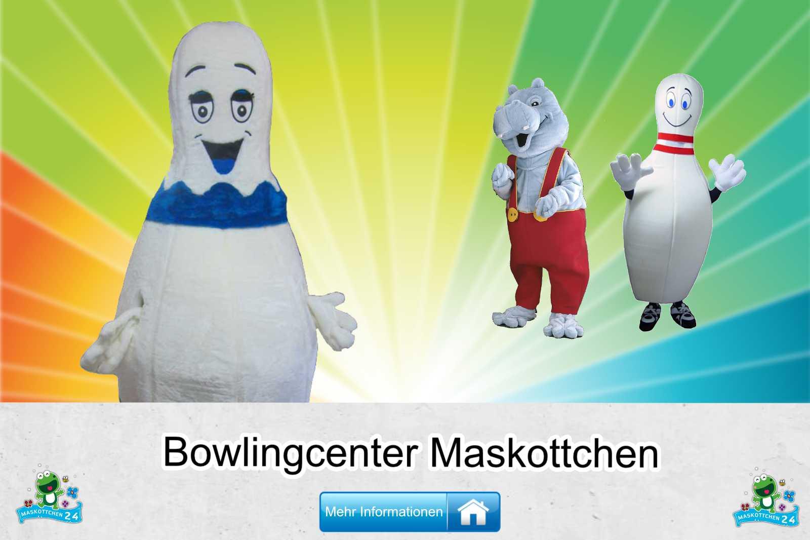 Bowlingcenter Kostüm kaufen, günstige Produktion / Herstellung